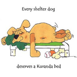 Order a Kuranda Dog bed for Humane Society of Westchester